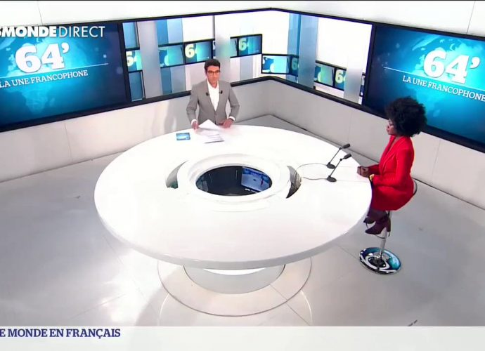 TV5MONDE Info