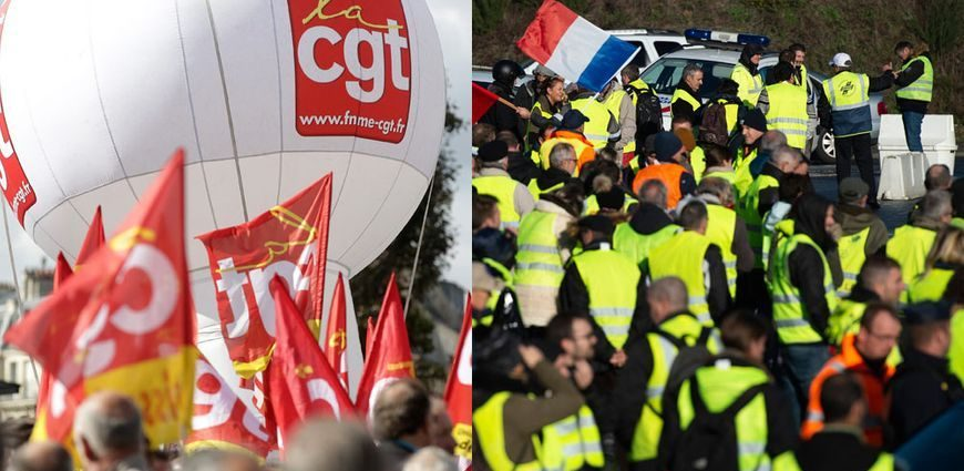 Gilets Jaunes et Syndicats : pourquoi ce silence ?