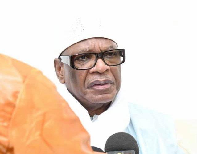 Le président IBK : L'apôtre de la paix