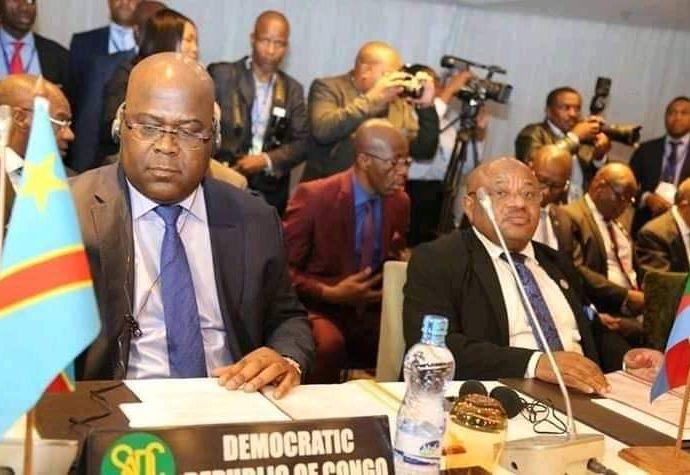 """F. Tshisekedi : """"la RDC s'engage à apporter sa contribution à toute action visant la mise en valeur de ses ressources naturelles pour le bien-être de l'Afrique…"""""""