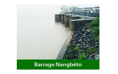 Le barrage de Nangbéto renforce sa durée de vie