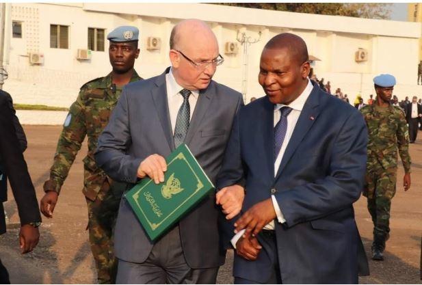 Centrafrique, l'Accord de Khartoum sera-t-il hors sol?