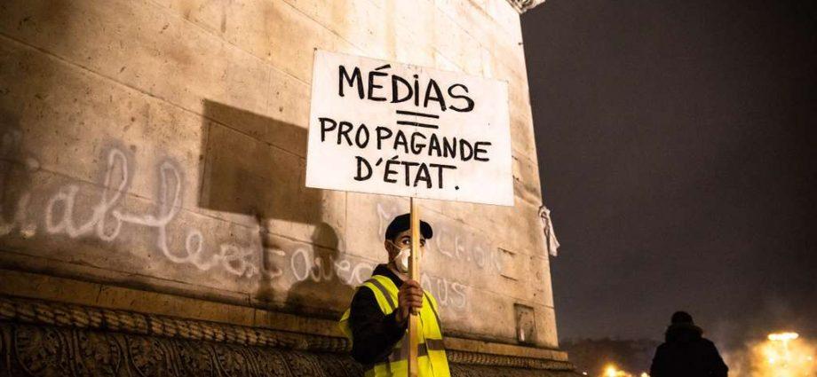 Pressions et attaques contre les journalistes et les médias se sont encore accrues en 2018