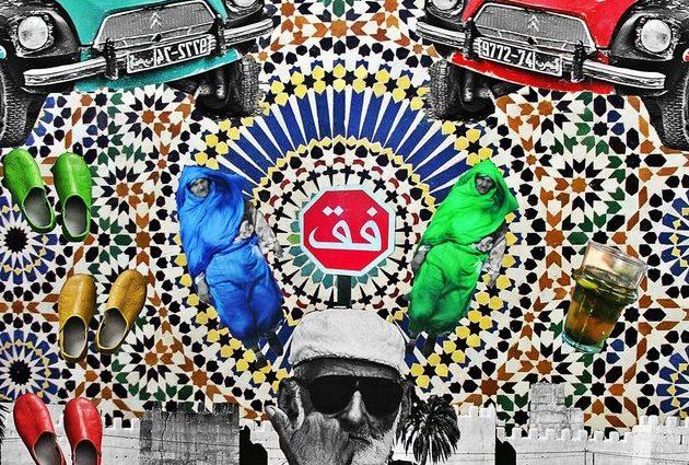 À Anvers, une exposition déjantée célèbre les artistes Pop art d'Afrique du Nord et du Moyen-Orient