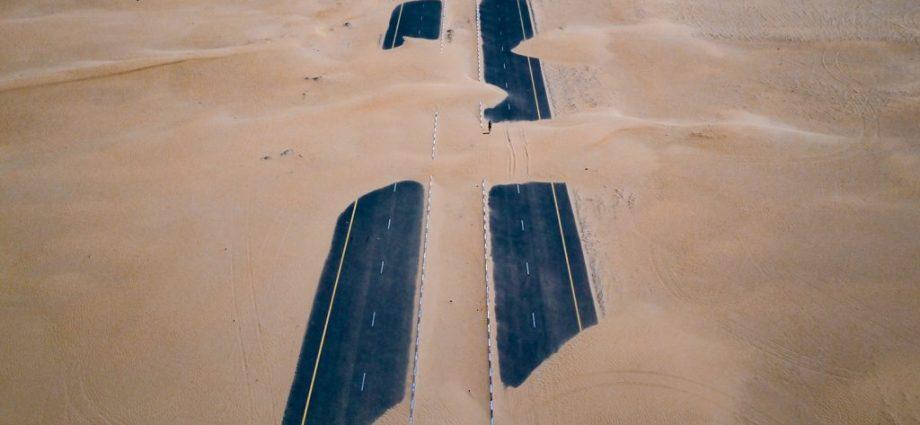 Le sable, une ressource rare qu'il faut remplacer