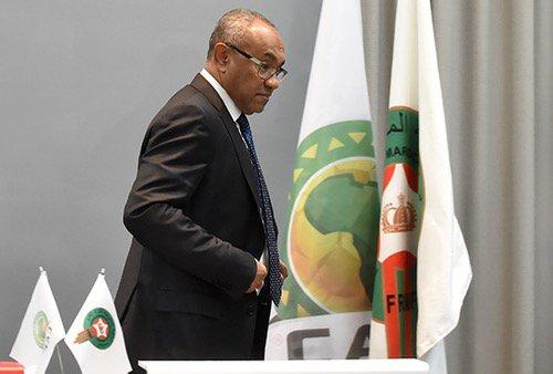 Afrique Ahmad: le président de la CAF interdit de voyage aux Etats-Unis