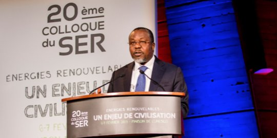 Le ministre Dèdèriwè ABLY-BIDAMON à l'UNESCO (Paris) : « Avec le PND, le Togo vise une croissance forte, inclusive, améliorant le bien-être social »