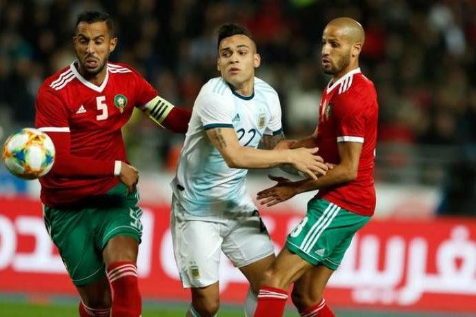 Vidéo: Résumé du match Maroc-Argentine 0-1