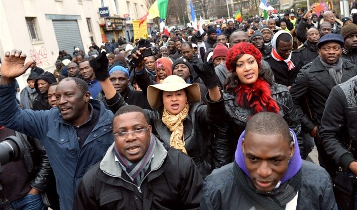 La diaspora malienne apporte son soutien à M'Bouillé !
