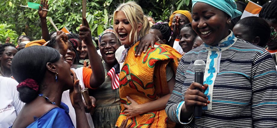 Ivanka l'Africaine