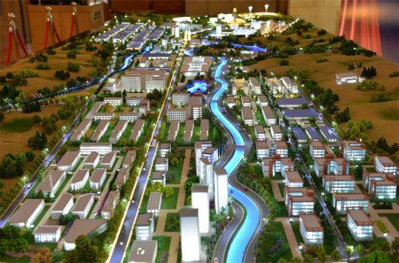 Maroc: China Communication Construction Company va construire la cité industrielle Mohammed VI Tanger Tech