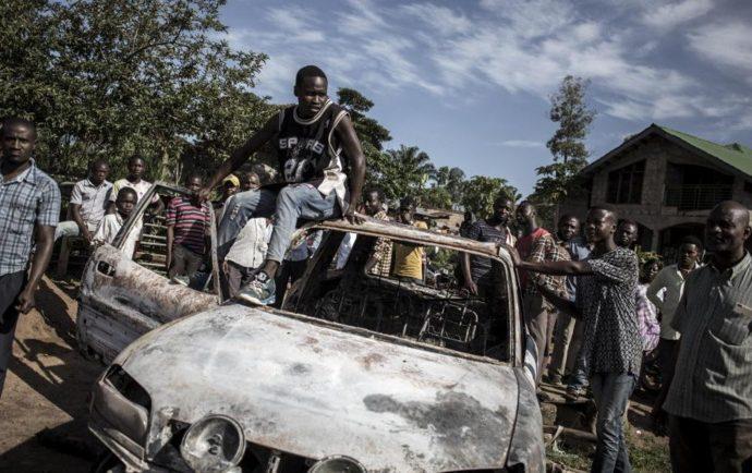 Le groupe EI revendique pour la première fois une attaque sur le sol congolais