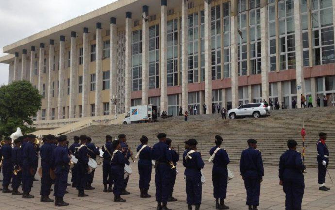 RDC: deux candidats en lice pour la présidence de l'Assemblée nationale