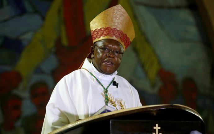 RDC: dans son message pascal, Mgr Ambongo Besungu n'a pas mâché ses mots