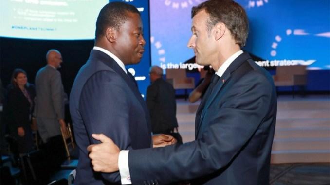 Voir Macron et survivre: le défi herculéen de Faure Gnassingbé