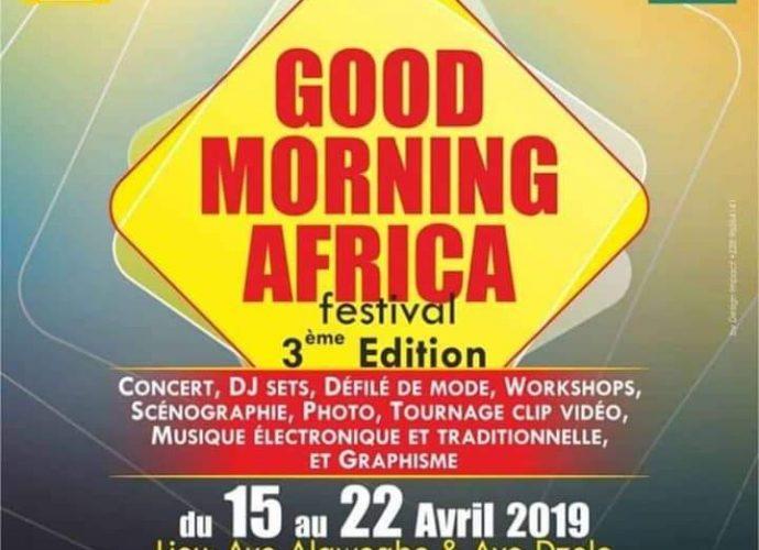 Togo: Bienvenue à la troisième édition du Good Morning Africa Festival
