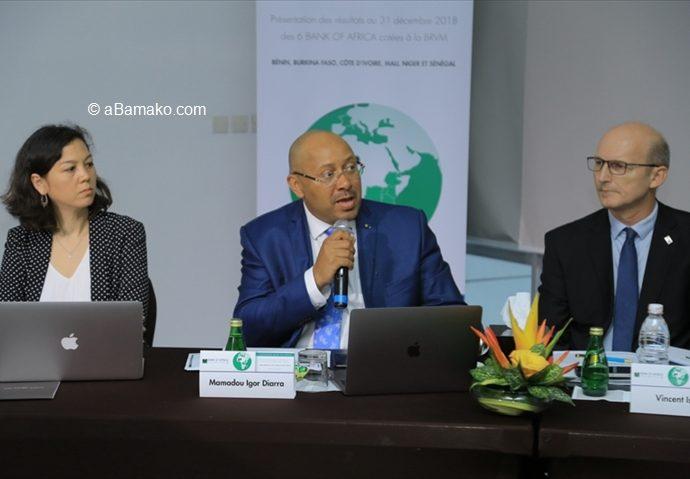 Le Groupe BOA va distribuer 39 milliards FCFA de dividendes pour l'exercice 2018