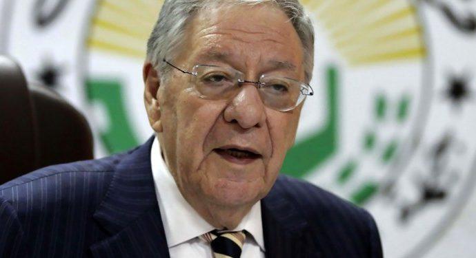 Algérie : Djamel Ould Abbes de retour à la tête du FLN ?