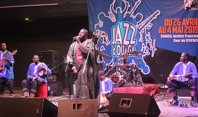 Jazz à Ouaga : Des airs venus du continent africain