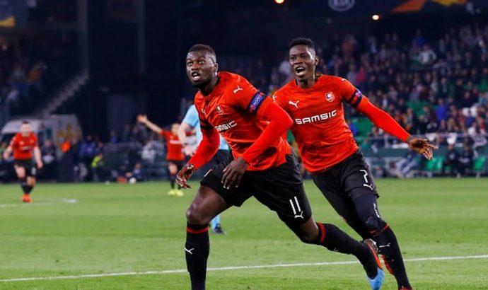 Afrique M'Baye Niang : Le Sénégalais veut poursuivre avec Rennes