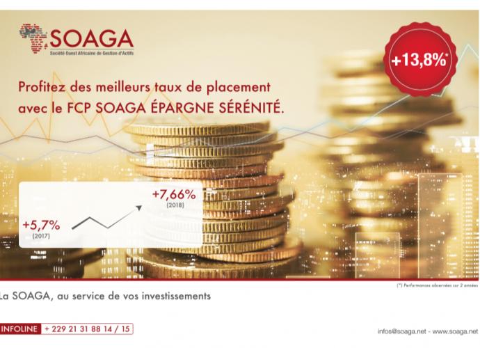 La SOAGA signe deux conventions de distribution de sa gamme d'OPCVM