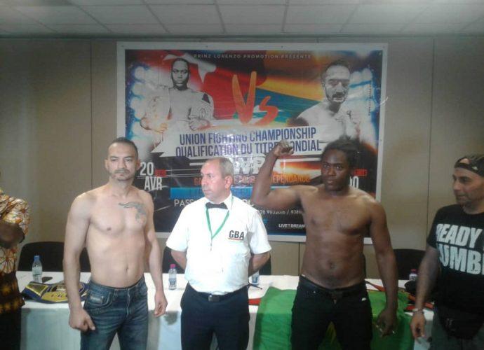 Autres Sports Boxe : Prinz Lorenzo vs Goecmen pour une place au titre mondial WBA