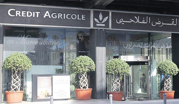 Groupe Crédit Agricole du Maroc obtient 50 millions d'euros de l'AFD