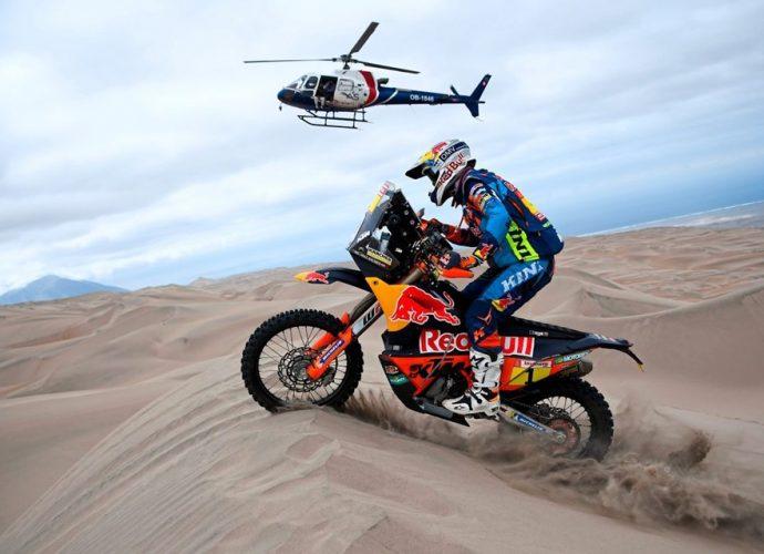 Autres Sports Rallye Dakar: Cap sur l'Arabie saoudite pour les 5 prochaines années