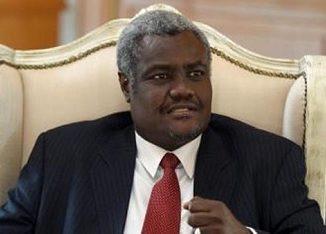 Le président de la Commission de l'UA souhaite voir le Sommet arabe de Tunis impulser la coopération arabo-africaine