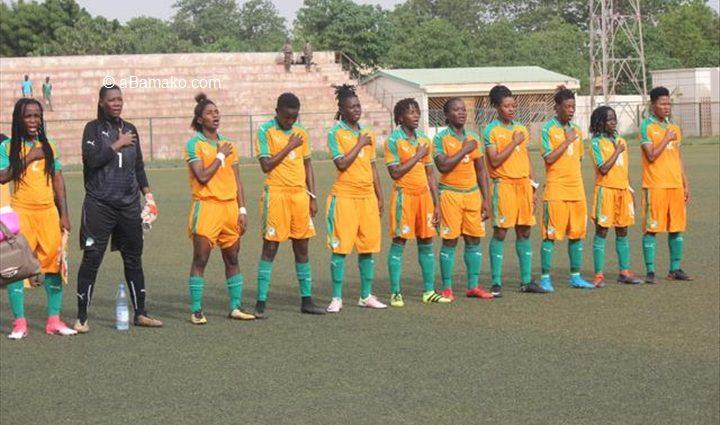 Tournoi UFOA B dames 2019: Côte d'Ivoire-Togo en ouverture