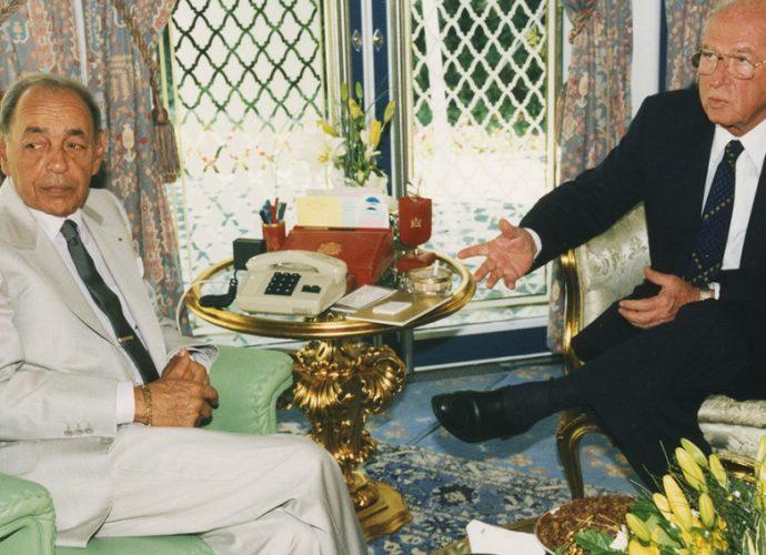 Le régime monarchique marocain, entre soumission et traitrise