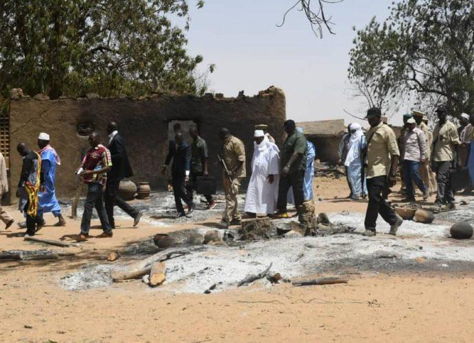 Massacre d'Ogossagou: Une mission du pôle judiciaire antiterroriste sur le terrain