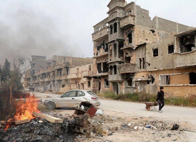 LE MAROC RAPPELLE SA POSITION EN PLEINE AGGRAVATION DE LA CRISE LIBYENNE