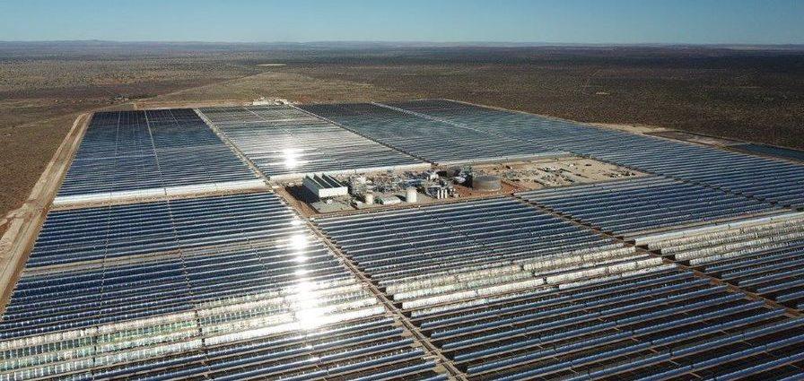 Engie inaugure la première centrale solaire à concentration d'Afrique du Sud