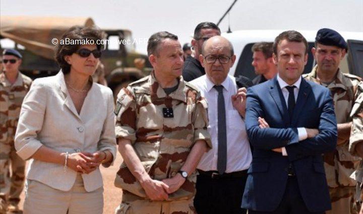 """""""Le moment est venu d'étendre nos efforts"""" au centre du Mali (commandant de Barkhane) (TROIS QUESTIONS)"""