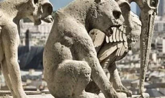 Mysticisme: le vrai sens caché des statues de Notre Dame de Paris