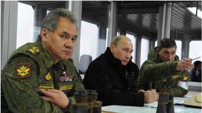 Vladimir Poutine envoie des soldats russes en Centrafrique