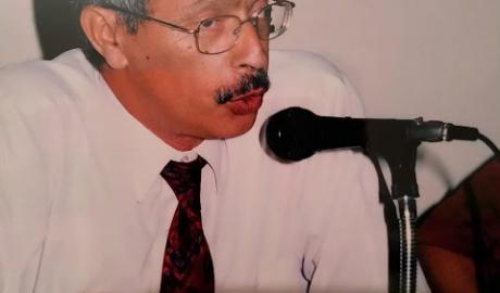 L'ami et le professeur Abderrahmane Zanane est décédé