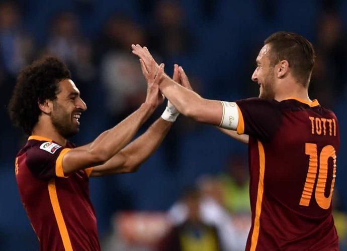 Angleterre Mohamed Salah: Que pense Francesco Totti de son départ de l'AS Rome ?