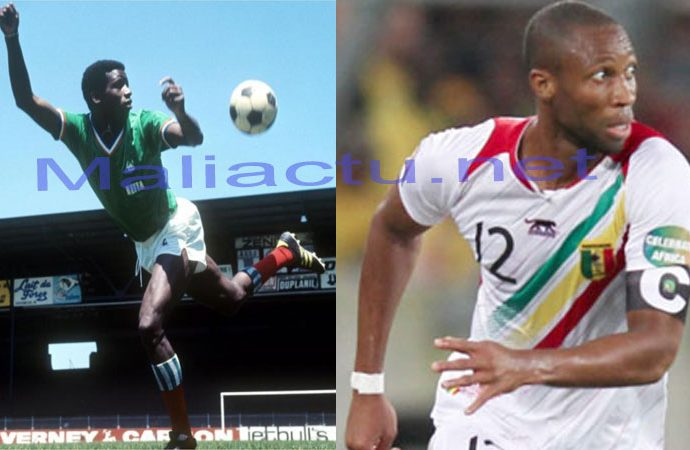 Mali : « Meilleur footballeur africain de l'histoire » selon France Football : Salif Kéïta dit Domingo et Seydou Kéïta parmi les 30 nominés