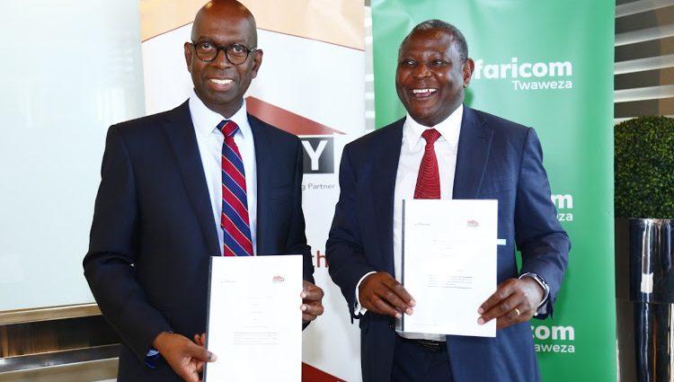 Equity Bank Kenya s'associe Safaricom pour développer sa banque numérique