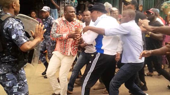 Duel entre Yayi Boni et des policiers: ce qui s'est réellement passé