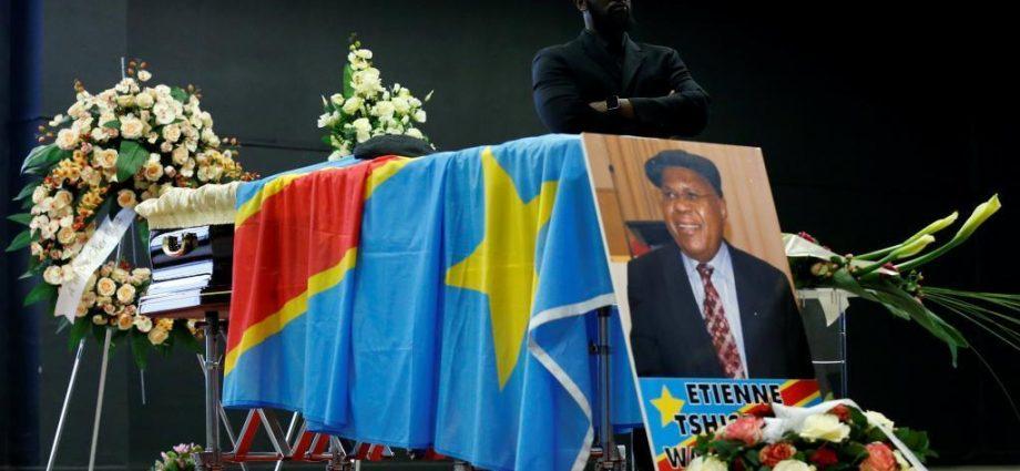 RDCongo: la dépouille de Tshisekedi arrive le 30 mai à Kinshasa