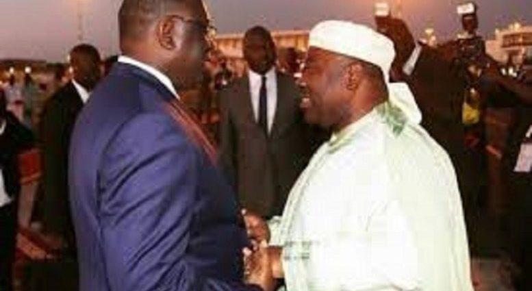 Gabon : Macky Sall à Libreville pour une visite de travail et d'amitié