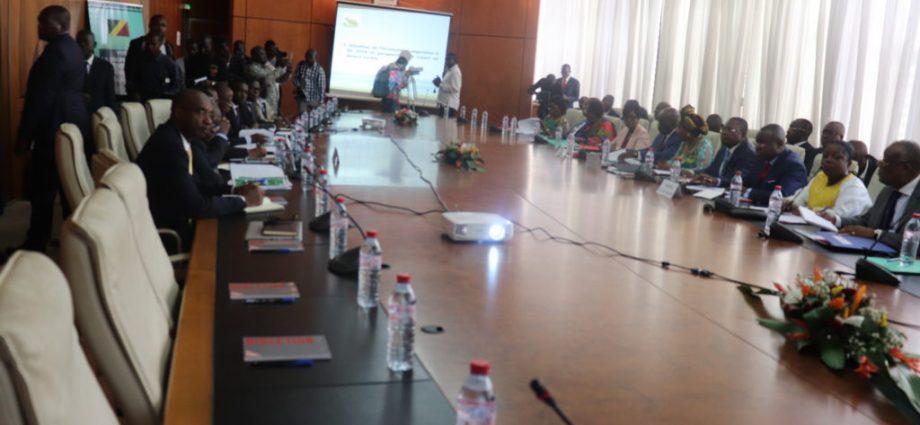 CONGO-ECONOMIE/FYLLA SAINT-EUDES SOLLICITE LE FINANCEMENT DE LA BAD POUR LE FONDS NATIONAL D'EMPLOYABILITE