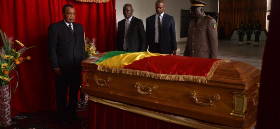 CONGO/DECES : Denis Sassou N'Guesso rend hommage au colonel Michel Gangouo