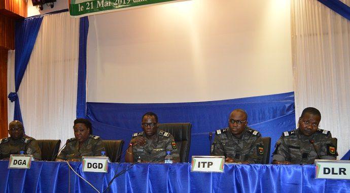 Burkina : La Douane initie une étude pour faciliter les procédures