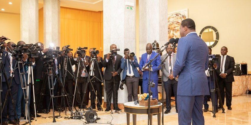 Gabon / Etat de santé d'Ali Bongo Ondimba : Faure Gnassingbé rassuré