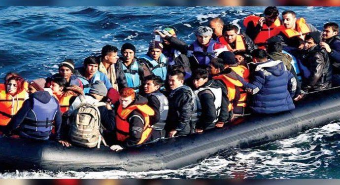 Des migrants clandestins algériens interceptés au large de l'Italie