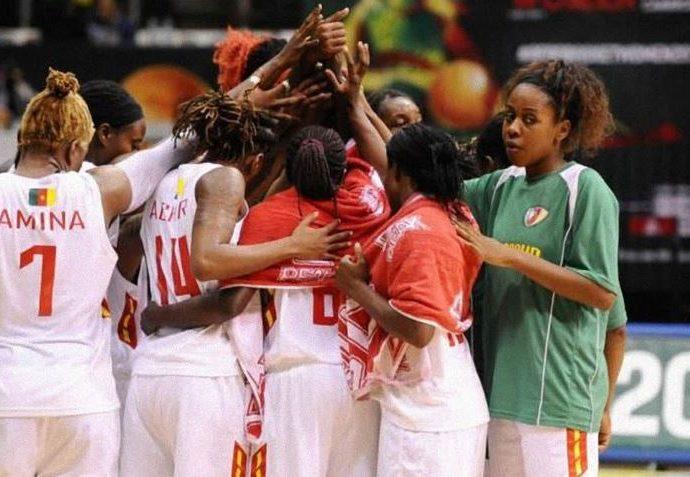 Basket-Ball Elim Afrobasket 2019 (D): Duel Cameroun vs RDC